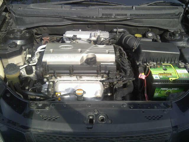 Kia Pride 1.4cc Mnl Hatchback Thn 2007 Good Condition