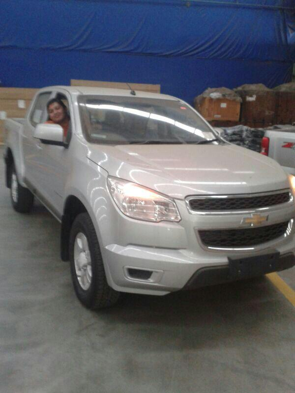 Disc Besar2an CHEVROLET COLORADO LT Crew Cab 2.5L Diesel M/T 4x4 2012 Gress