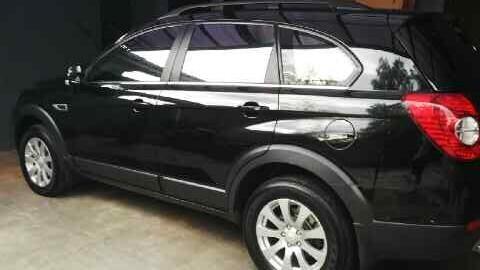 FS: Chevrolet Captiva 2012, jual nyantai gan..