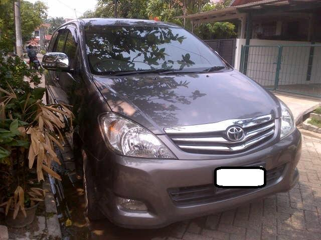 Jual Kijang Inova manual G 2010