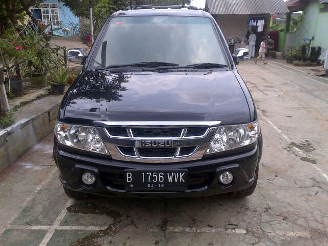 Panther Grand Touring 2008 Ajib