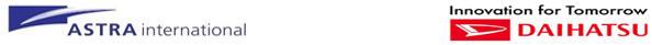DAIHATSU XENIA DOUBLE AIRBAG TYPE D MT 1.0 KREDIT PALING MURAH