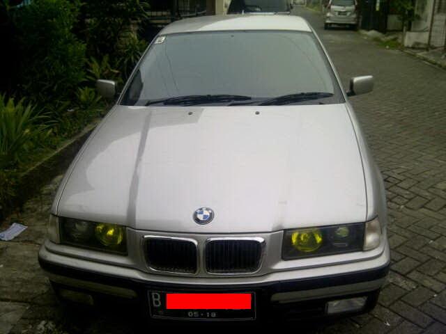 DIJUAL BMW 323i