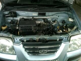 Dijual Hyundai Atoz GLX 1.1