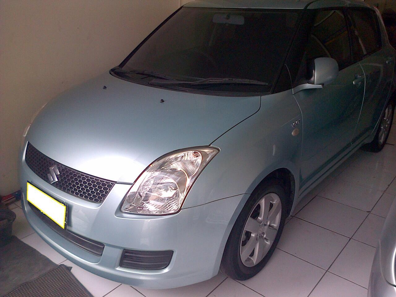 Suzuki swift ST A/T 2008