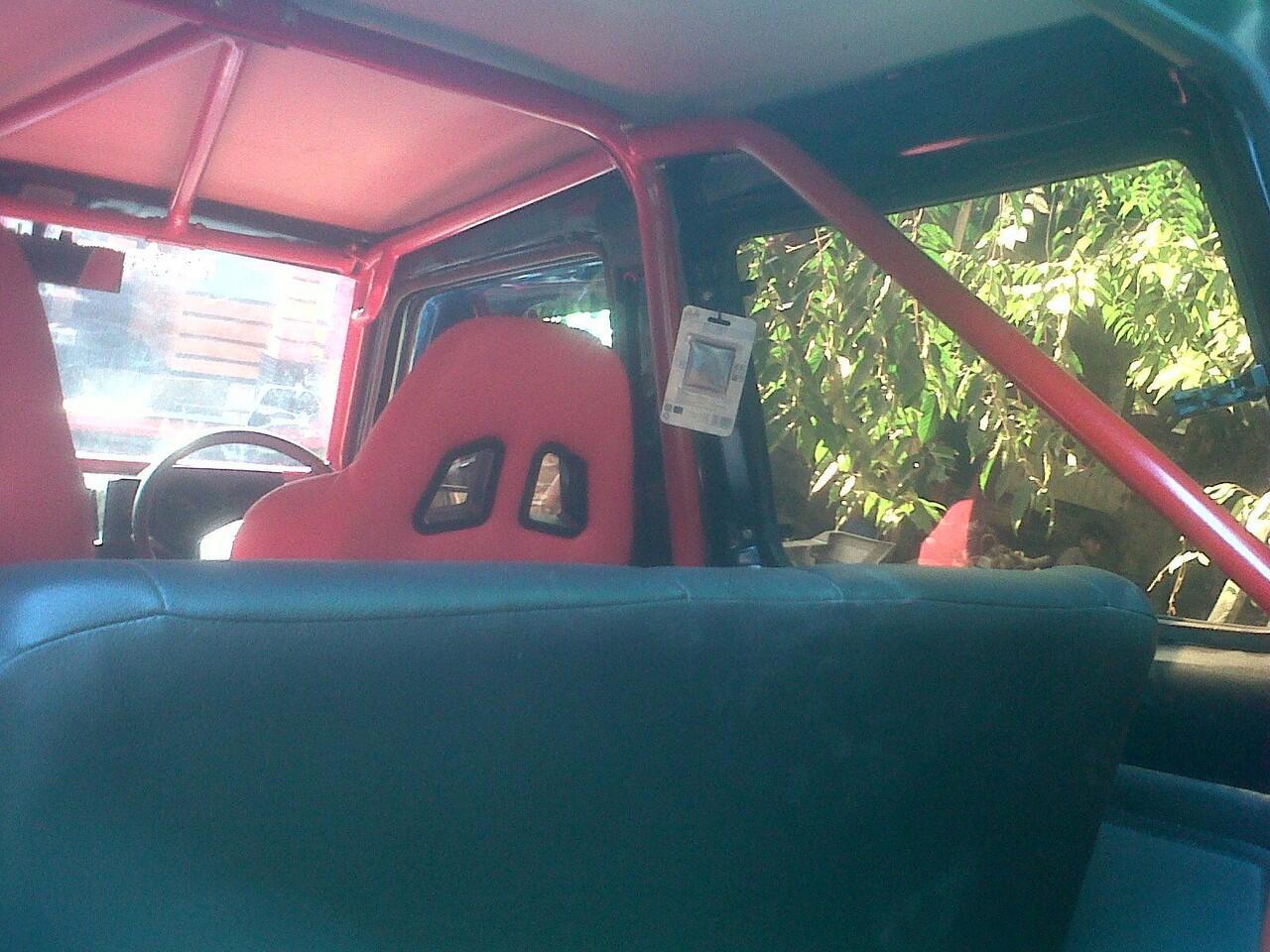 Jual Part Mobil Taft GT tahun 85