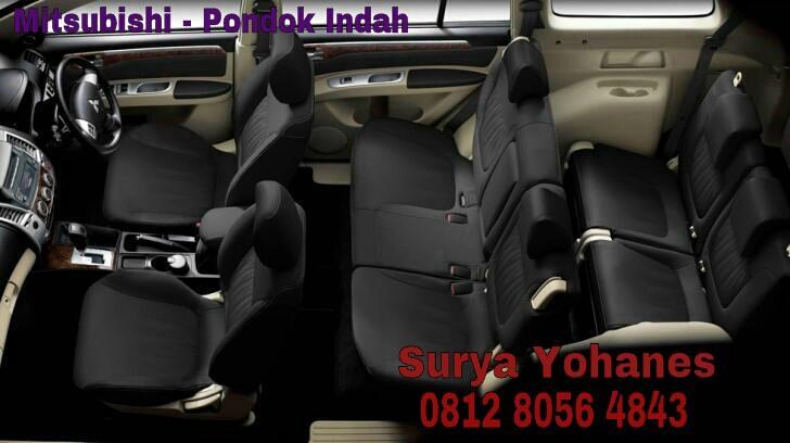 Pajero Sport Dakar 4X2 AT Promoo Spektakuler Dealer Pondok Indah
