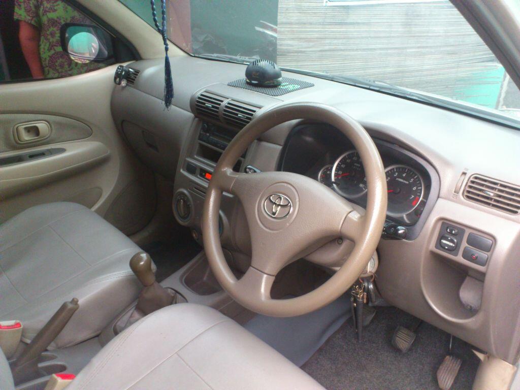 Toyota Avanza Type G tahun 2007