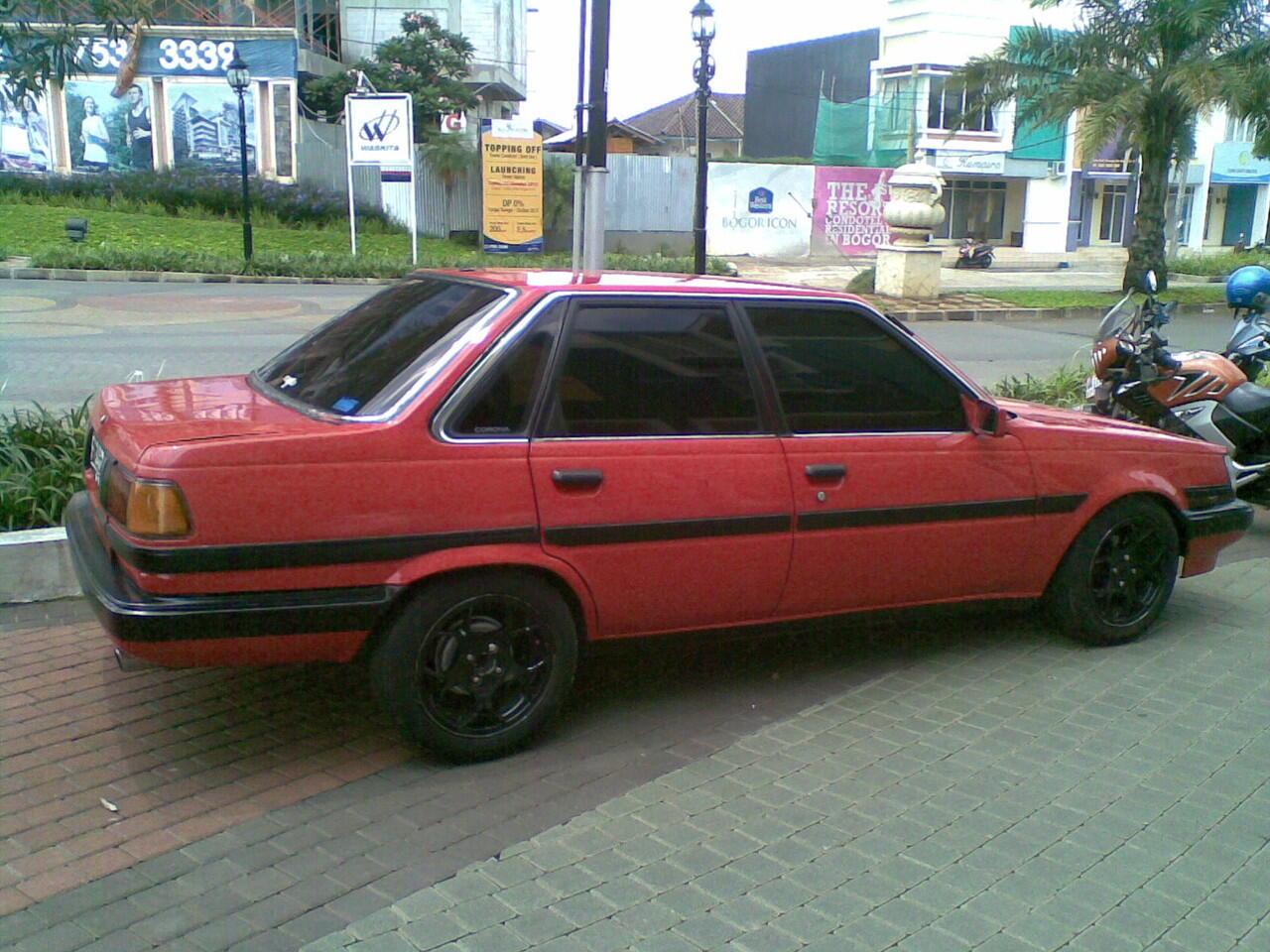 Toyota Corona GL, Siap Pakai, Mantap
