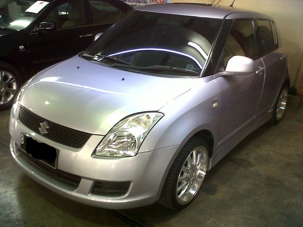 Suzuki Swift St 2007 A/t