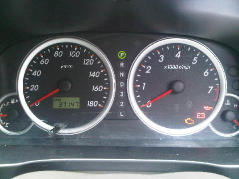 Daihatsu Xenia Automatic 2010
