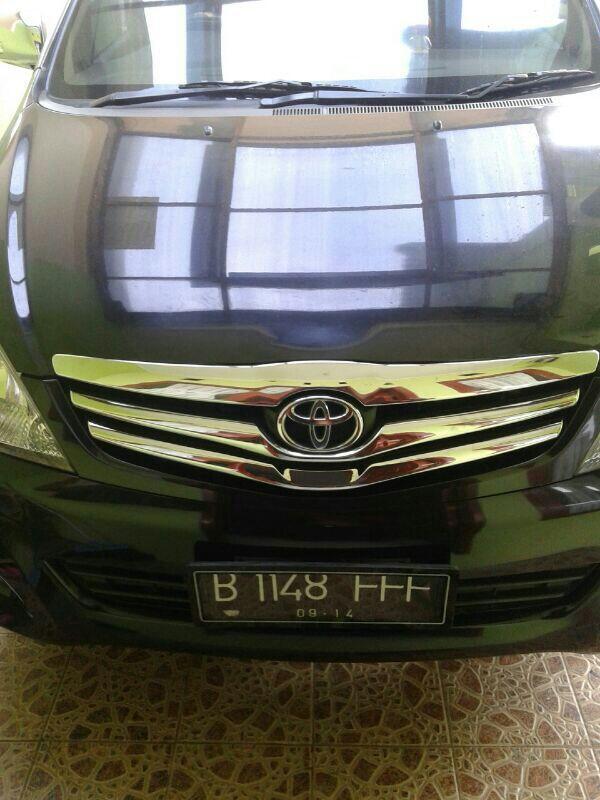 Bekasi Timur: Jual Kijang Innova Tahun 2009 Tipe G 2.0 (Km.67.000, Rp.165juta nego)