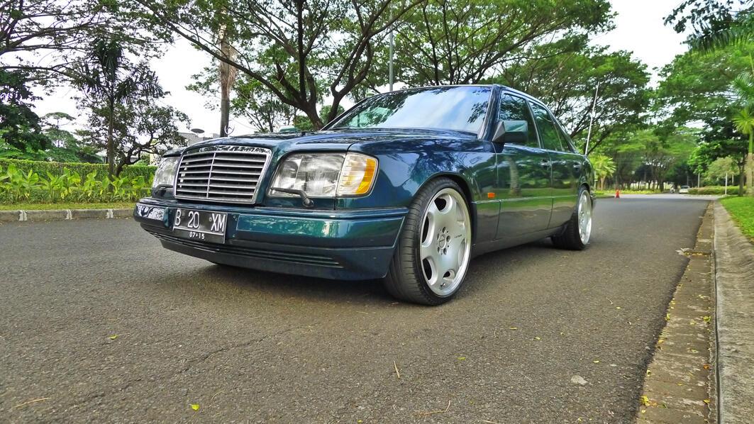 FS | Mercedes Benz E220 W124 1995