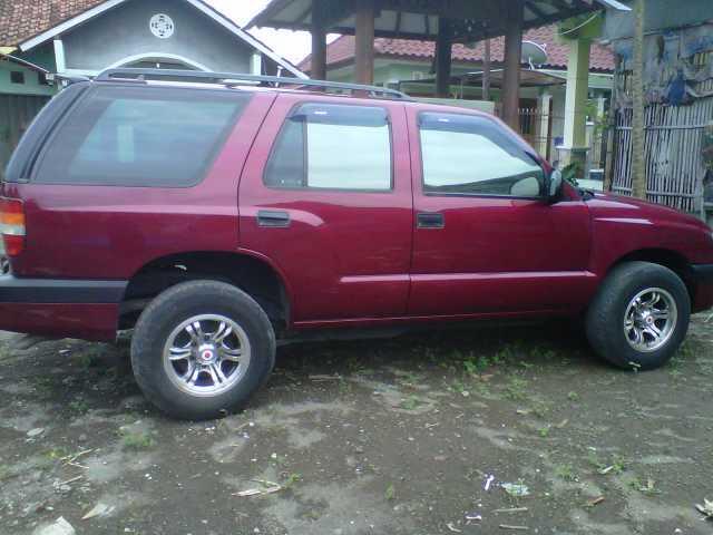 ## HARGA bisa NEGO ABISSs GAN! ## Chevrolet Blazer Montera