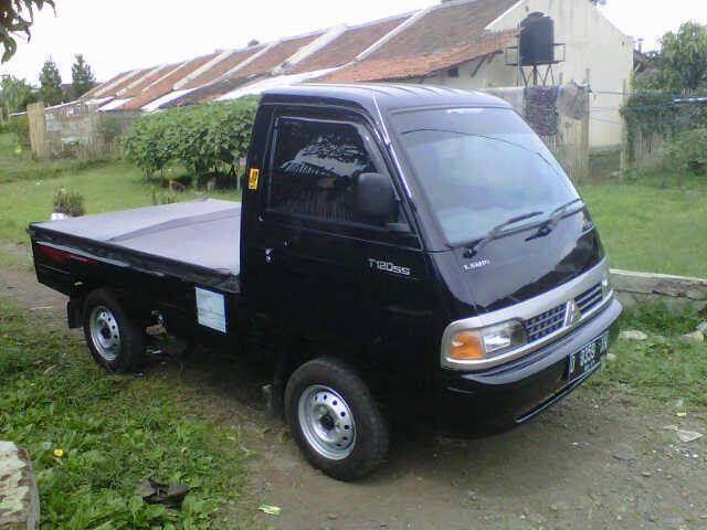 SS 2012 pickup