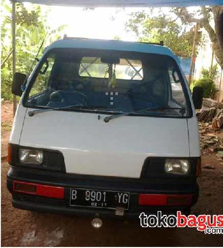 DAIHATSU ZEBRA PICK UP 1991