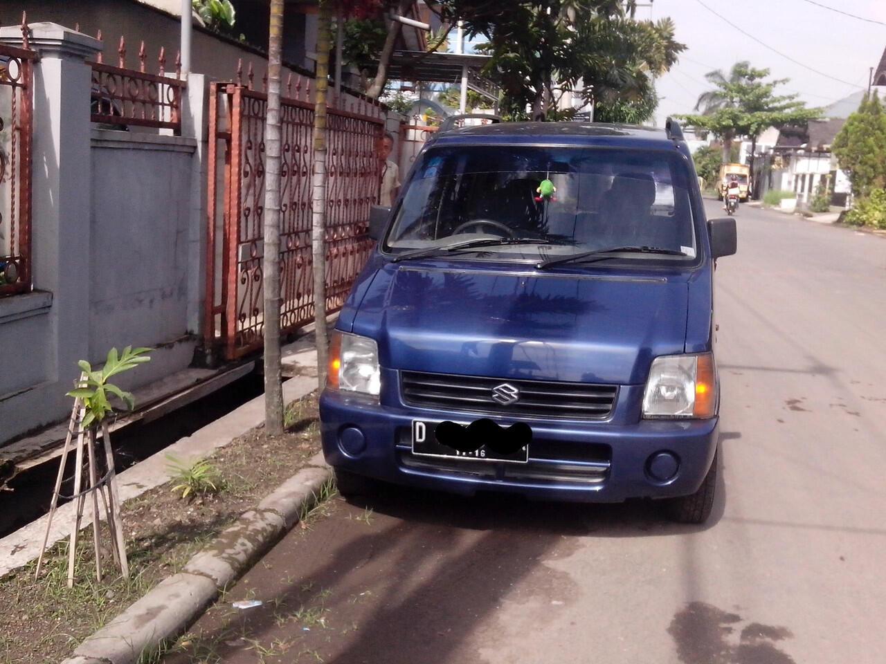 Suzuki karimun 2000 mulus.. Bandung