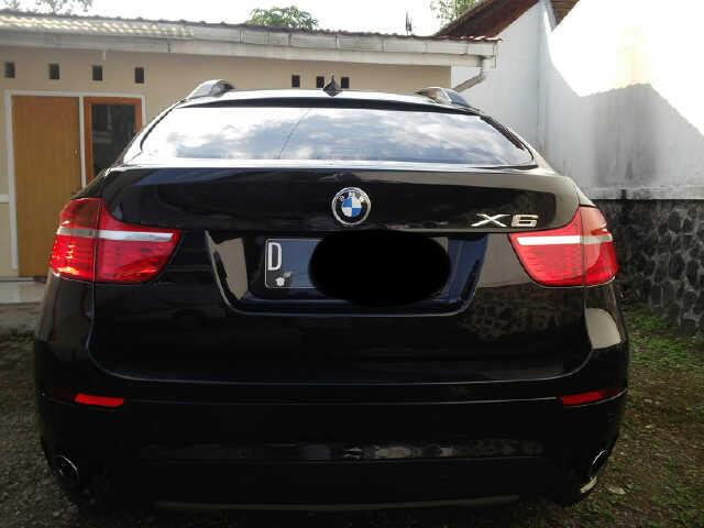 WTS BMW X6 Plat D (Bandung) jual cepet termurah sekaskus