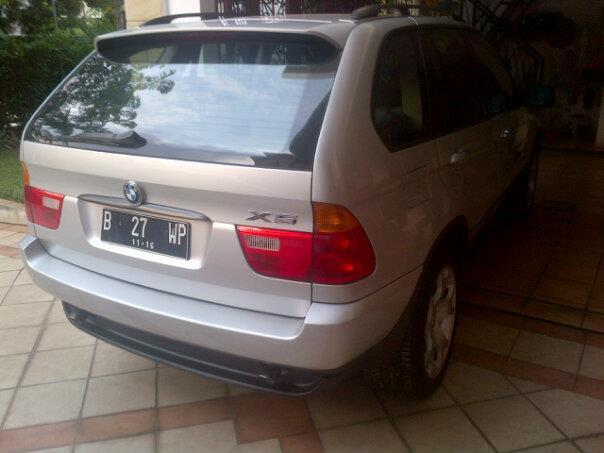 Dijual BMW x5 3.0 executive!!!! Must havee!!!