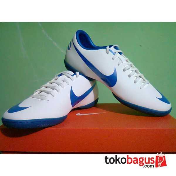 WTB Nike Mercurial Victory III White/Blue Original