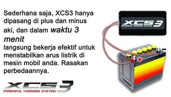 XCS3+GROUND WIRE. Hemat BBM pake yang begianian gan !