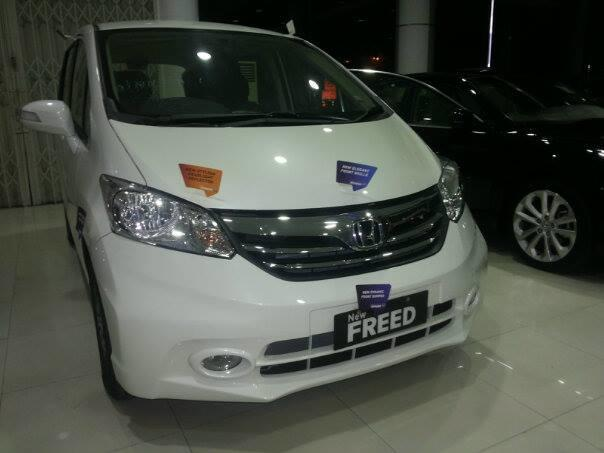 Honda New Freed Special YkS