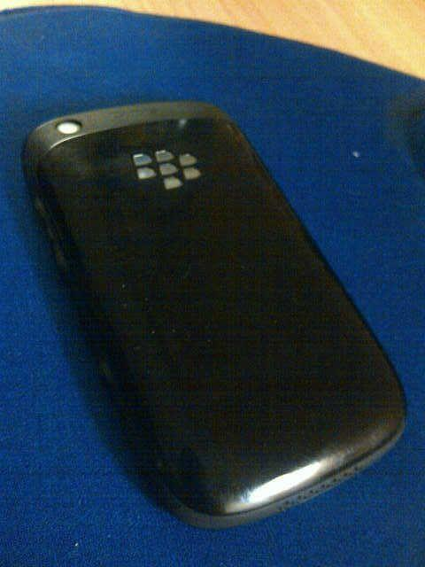 BLACKBERRY BB DAVIS 9220 BLACK HITAM RESMI TAM TERAWAT
