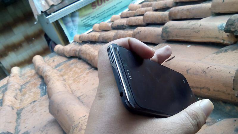 HTC Desire VC T328d 2on GSM-CDMA Lengkap Garansi,BBM ready, Bisa TT Bandung