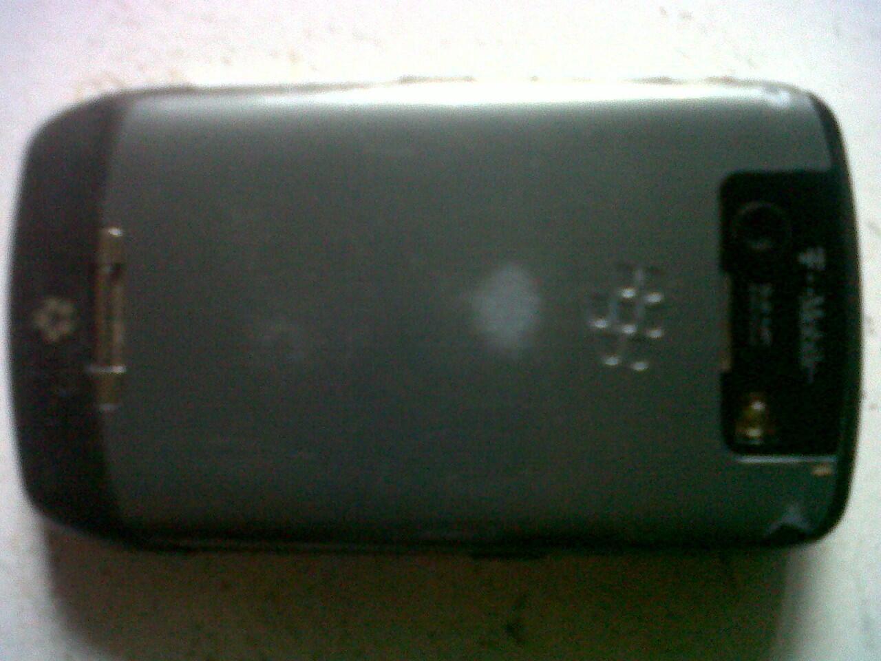 jual blackberry javelin 8900 hitam