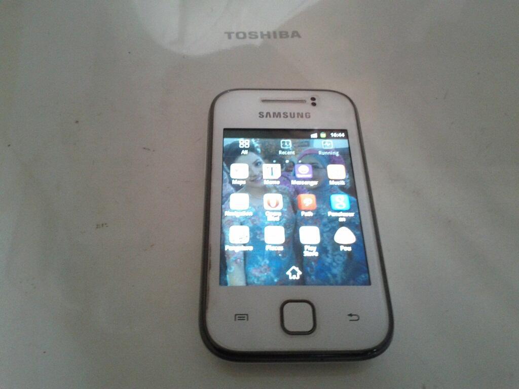 WTS Samsung Galaxy Y Putih Muluss Gan, Bekasi