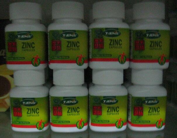 Paket Penggemuk Badan Alami Spirulina+Zink+Kalsium CNHCP