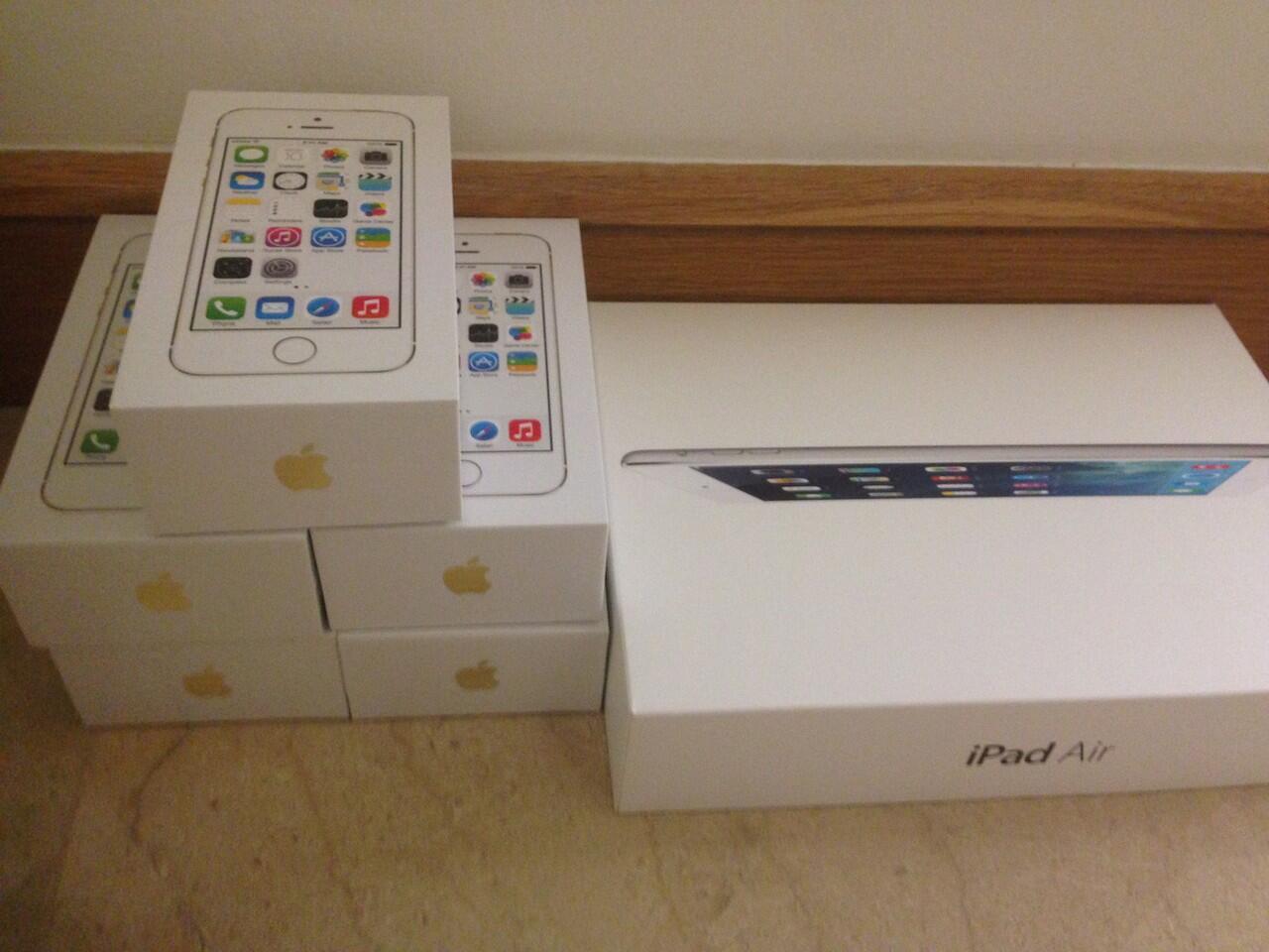 Jual iPhone 5S Gold 32 ( 16 dan 64 juga available )