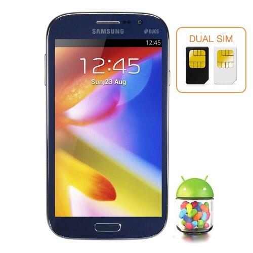 Samsung Galaxy Grand - Blue