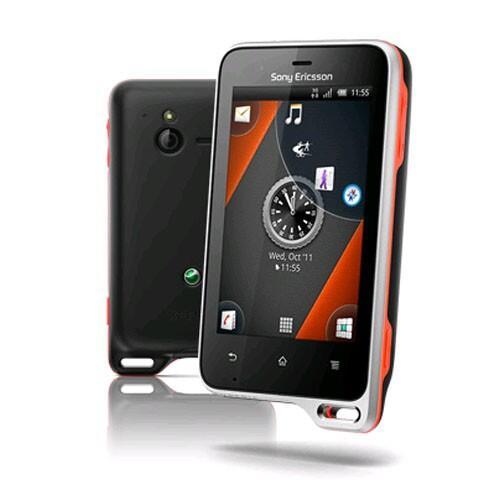 Sony Ericsson Xperia Active ST17i - Orange/Black