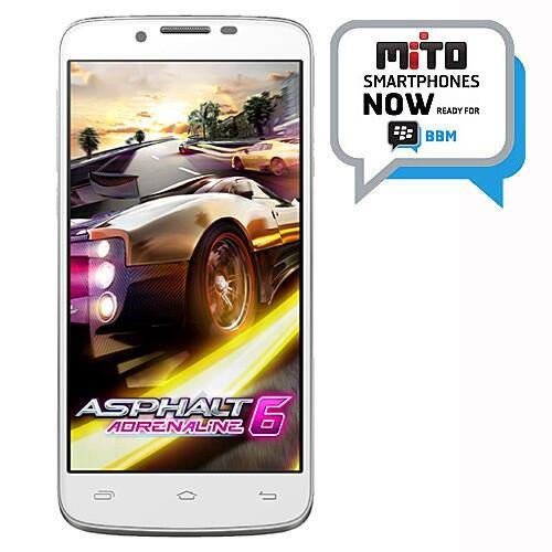 Mito A95 - White