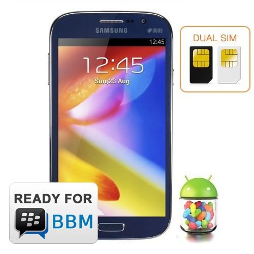 Samsung Galaxy Grand - Blue