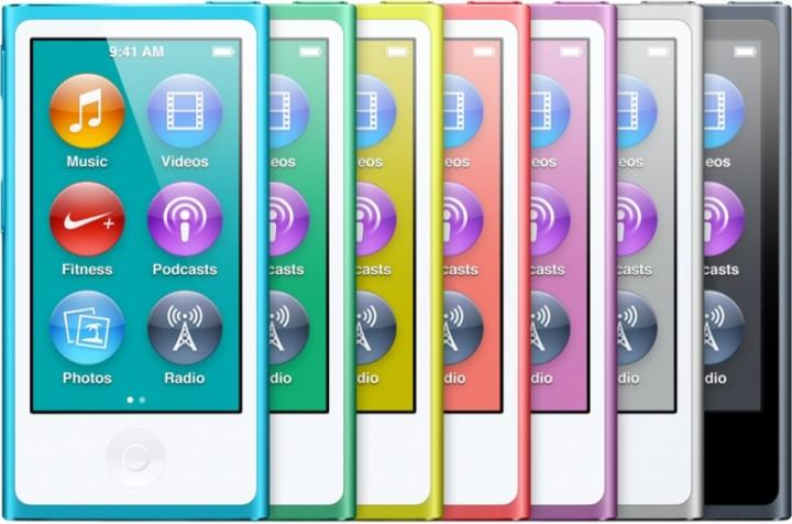 Apple iPod Nano 7th Generation 16 GB