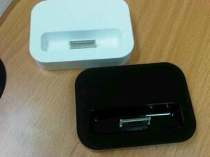 Jual docking iphone 4/4s/untuk ipod touch dan ipad mini