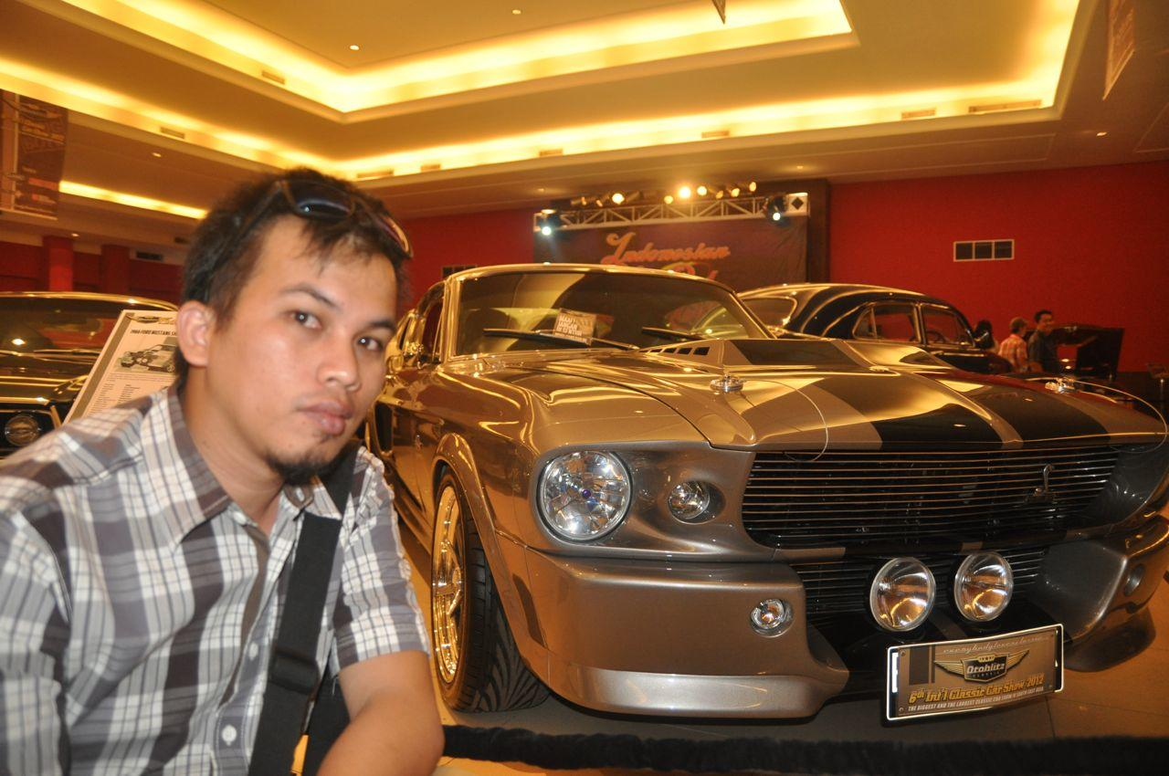 Dicari ford mustang shelby gt 67 68