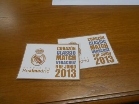 Jersey Techfit Real Madrid CORAZON CLASSIC MATCH 2013 vs Juventus FC