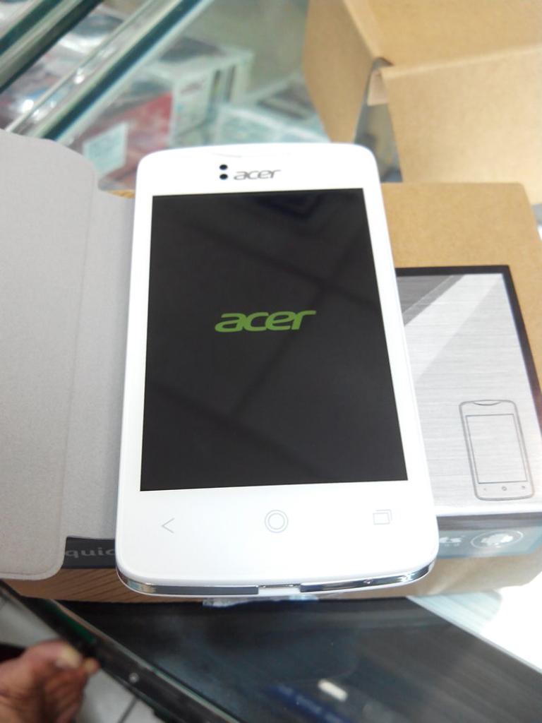 Acer Liquid Z3 dual 100% baru garansi resmi acer indonesia