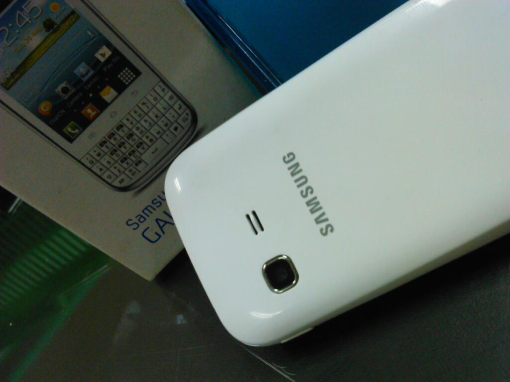 Samsung Galaxy Chat GT-B5330 WHITE