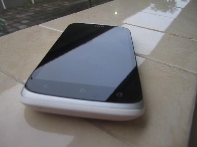 HTC DESIRE X DUAL CORE asik buat BBM an gan