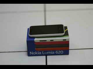 Nokia Lumia 620 mulus abis Garansi Panjang