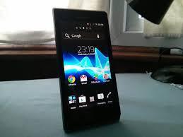 Cari Sony Xperia J Complete