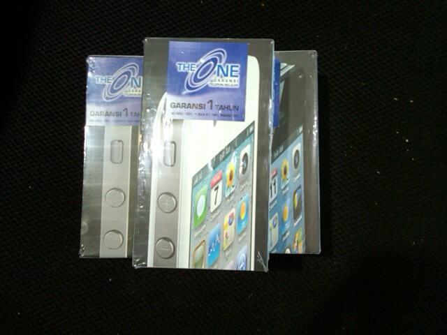 Iphone 4G Cdma 32Gb Black garansi 1thn