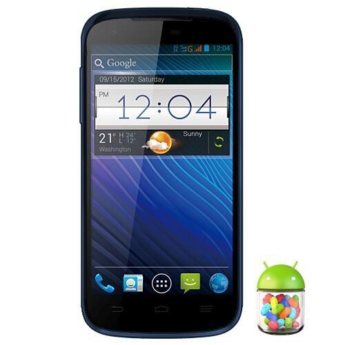 Smartfren Andromax V N986 - Blue