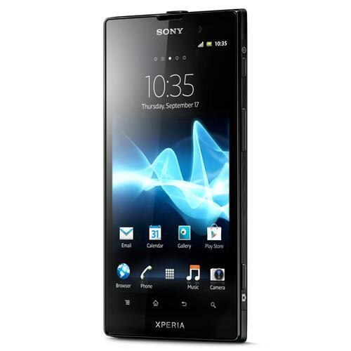 Sony Xperia ION LT28h - Black