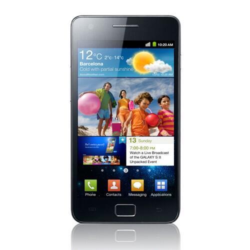 Samsung Galaxy S II L9100 - Black