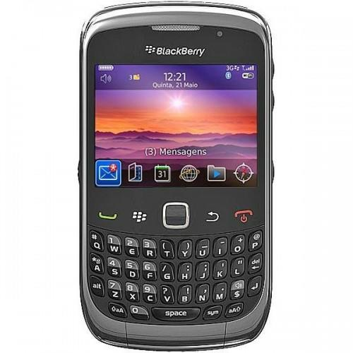 BlackBerry Curve 3G 9300 - Black